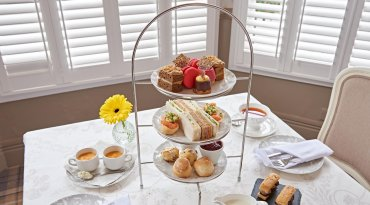 Traditional Afternoon Tea for 2